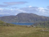 Cruach Scarba and Gulf of Corryvreckan