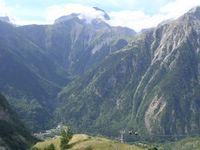 La Muzelle from l'Alpe de Venosc