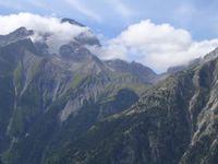 Col de la Muzelle from l'Alpe de Venosc