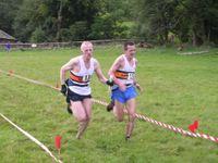 Clayton A - Simon Thompson and Paul Thompson working hard