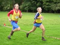 Mark James and Andy Spenceley of Carnethy