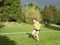 Dave's big sprint finish