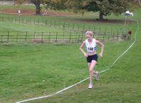 Marbeth Shiell starting Leg 2