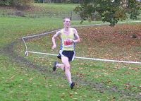Alasdair Anthony finishes Leg 3 with a massive lead