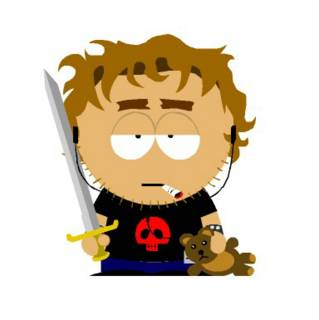 My South Park Weemee