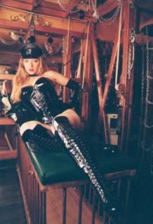 corset dominatrix