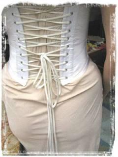 my corset