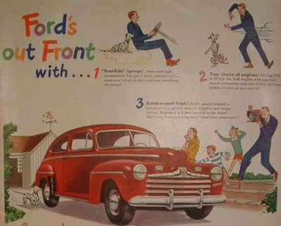 Ford supports gay rights