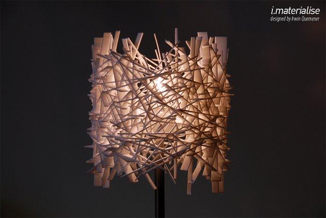 Enter the 3D Printed Lamp Design Challenge | SketchUp Blog