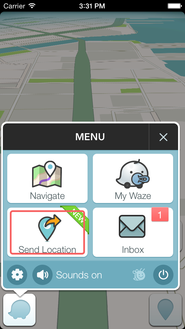how to add favorites to waze
