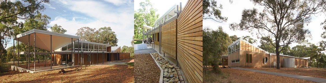 Official SketchUp Blog: Green design in the Mt. Annan Botanic Garden