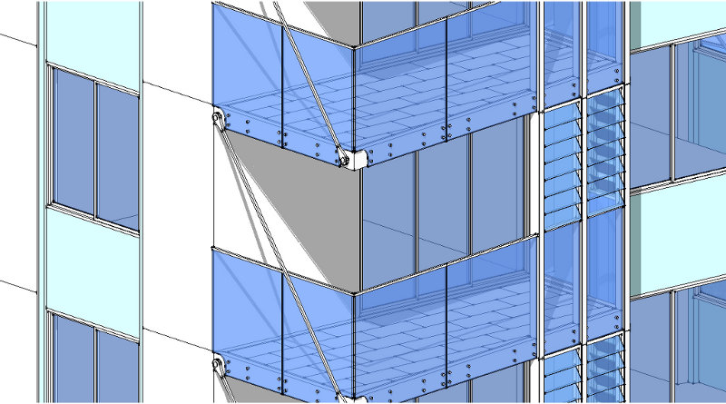 Sketchup goes down under sketchup blog for Balcony models