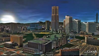 Retired Sketchup Blog New Japanese 3d Cities Available In
