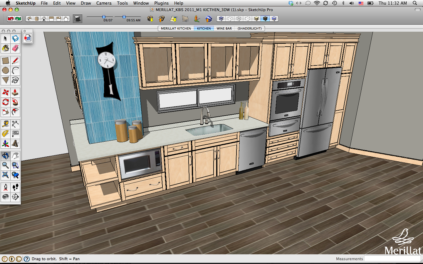 Retired sketchup blog introducing the product connect plugin for google sketchup Kitchen design software google sketchup
