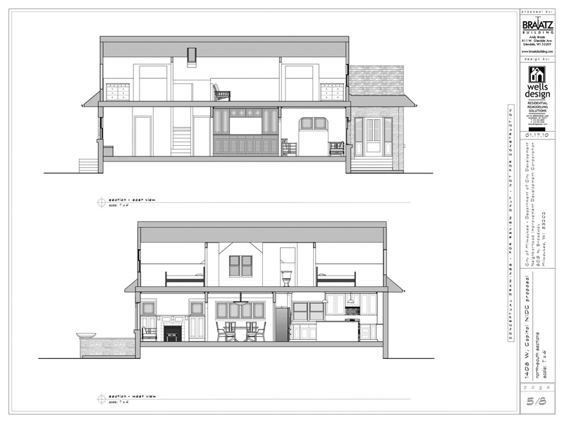 SketchUp Pro Case Study Peter Wells Design Blog