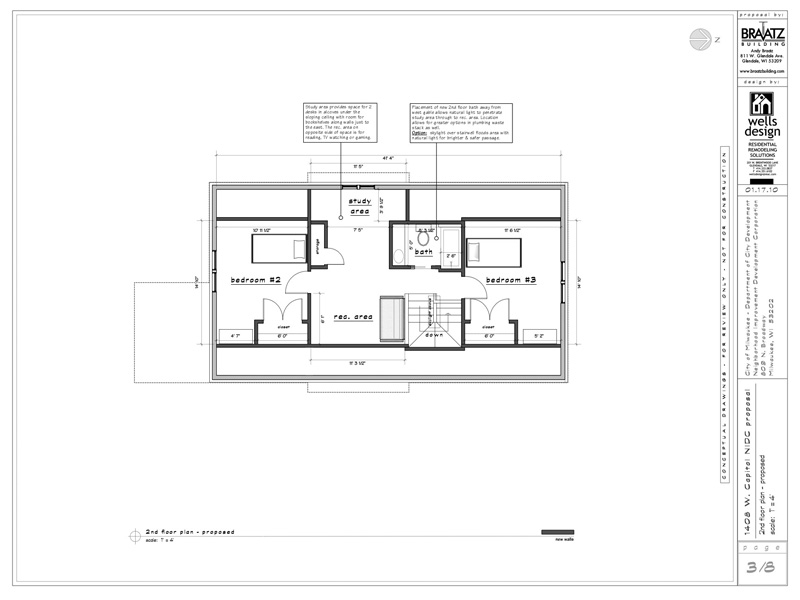 Sketchup pro case study peter wells design sketchup blog for How to design a floor plan in sketchup