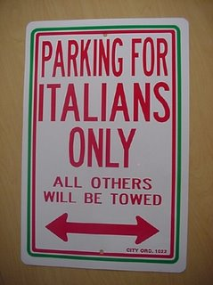 Parking at Grocery Guy for risotto makers