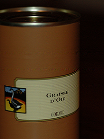 Goose fat - ideal for roast potatoes