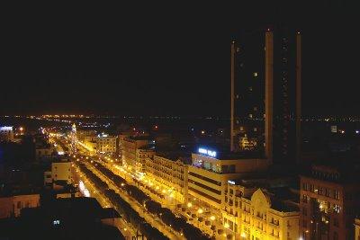 Tunis tunsia tunisie night el Hana africa hotel