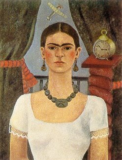Frida Kahlo Self Portrait 1930