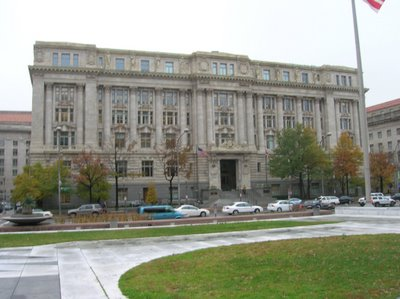 John A. Wilson Building in Washington, DC