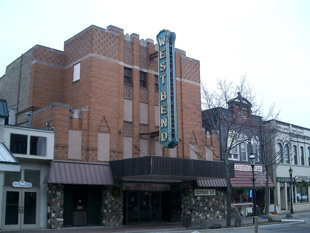 Movie theatre west bend