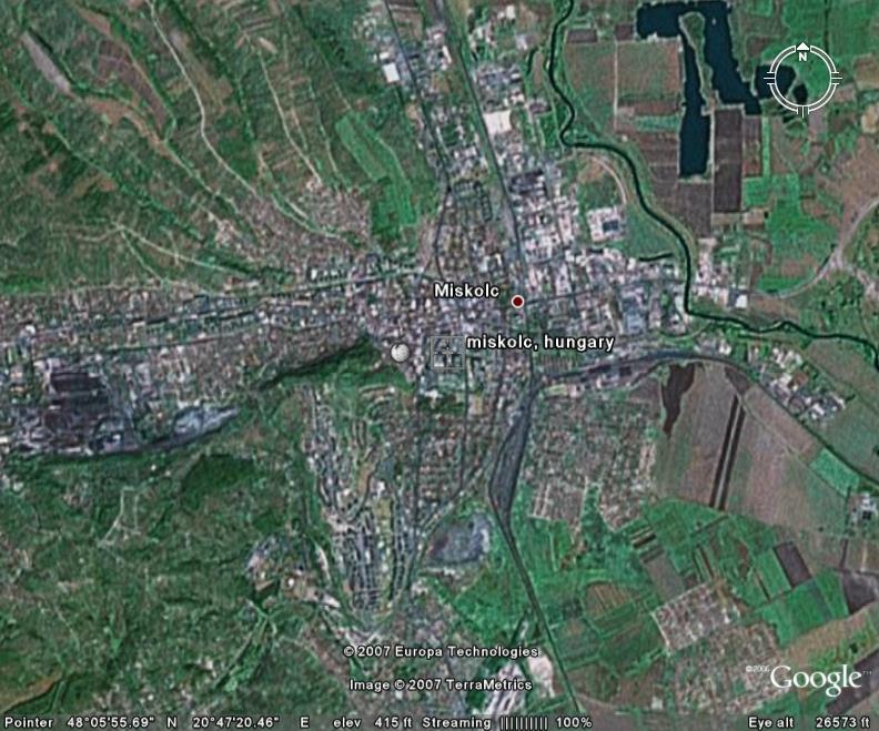 Sarahs Blog Holocaust Character Scrapbook Google Earth Annotated