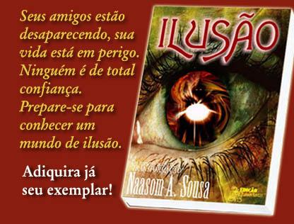 Clique na imagem para baixar os cinco primeiros capítulos do livro.