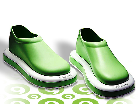 Vacuum shoes