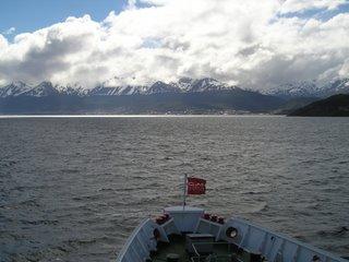 Ushuaia ahoy!
