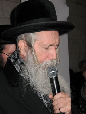 Rabbi Yitzchok David Grossman