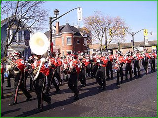 North Toronto Collegiate Marching Band