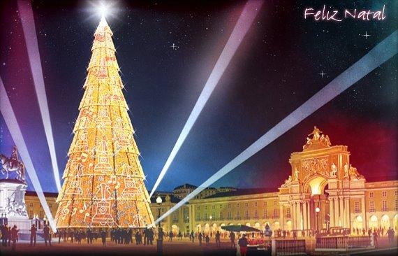 Resultado de imagem para árvore natal e comercio