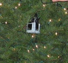 Darth Vadar Ornament