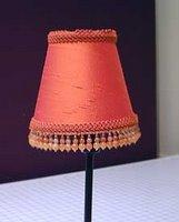 No Sew Lampshades