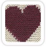 Tunisian Intarsia Crochet