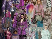 Purple Story Board-> Fashion