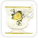 Cup stitch