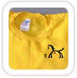 Embroidered Sweatshirts