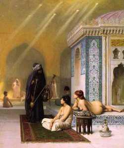 Jean-Léon Gérôme - Piscine du Harem (1876)