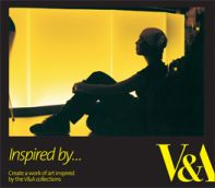 V&A Inspired By...Competition Leaflet (2006)