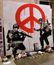 Banksy - Ban The Bomb?
