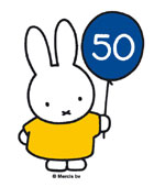 Dick Bruna - Miffy at 50 © Mercis bv 1955-2006