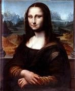 Sir Joshua Reynold's Mona Lisa (post 1602)