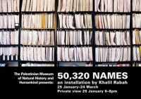 Khalil Rabah - 50,320 Names