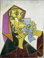 Pablo Picasso - Er...Weeping Woman?
