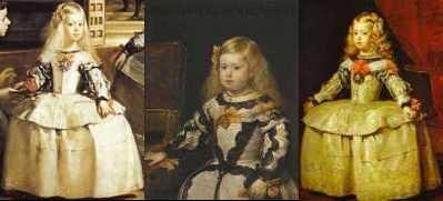 Diego Velázquez - Infanta Margarita: 1656, 1653, 1656