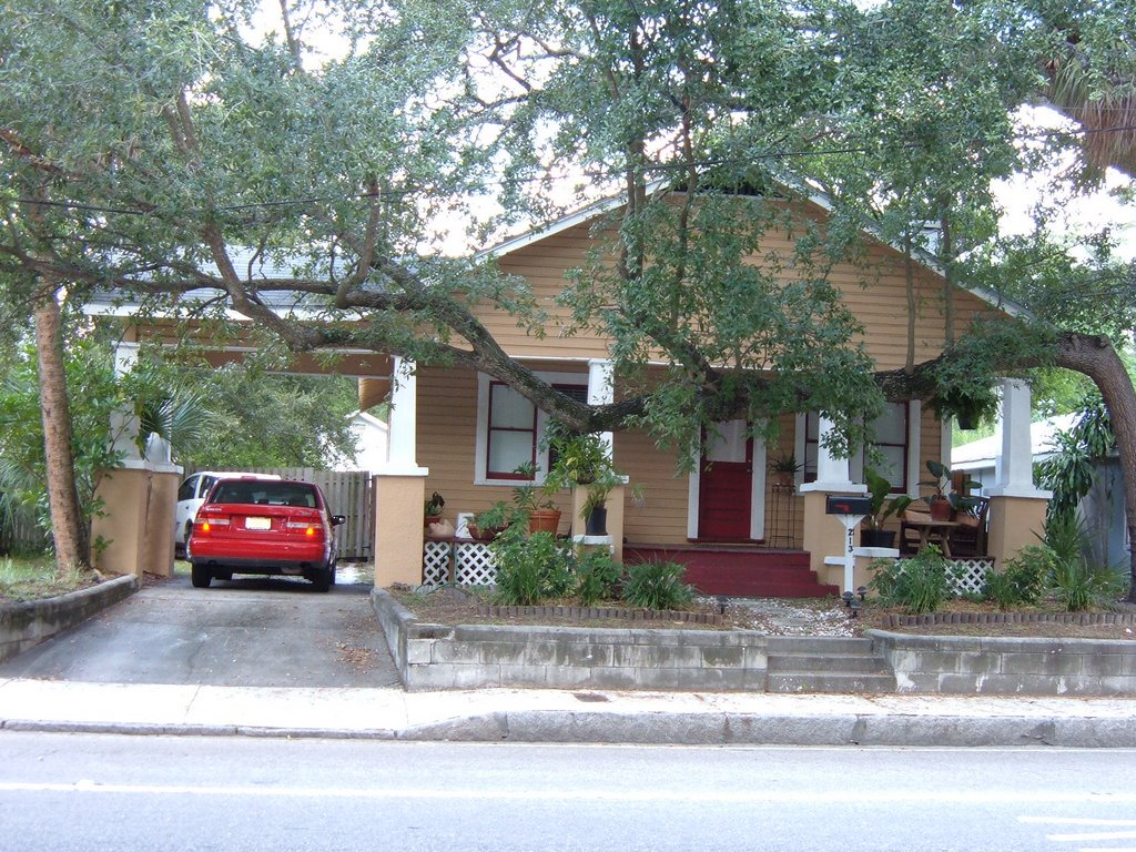 Seminole Heights Seminole Heights House For Rent