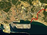 redacción del proyecto de construcción de la conexión de la N-340 con el acceso norte al puerto de Algeciras