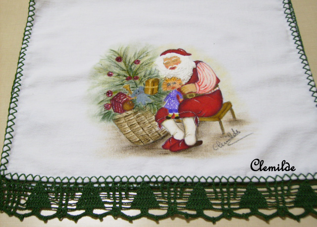 Bicos Croche Para Pano Prato Simples Facil Kamistad Celebrity